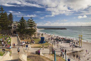 Australia, Cottesloe, Cottesloe Beach, Exterior