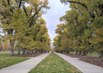 Liberty Park Salt Lake City