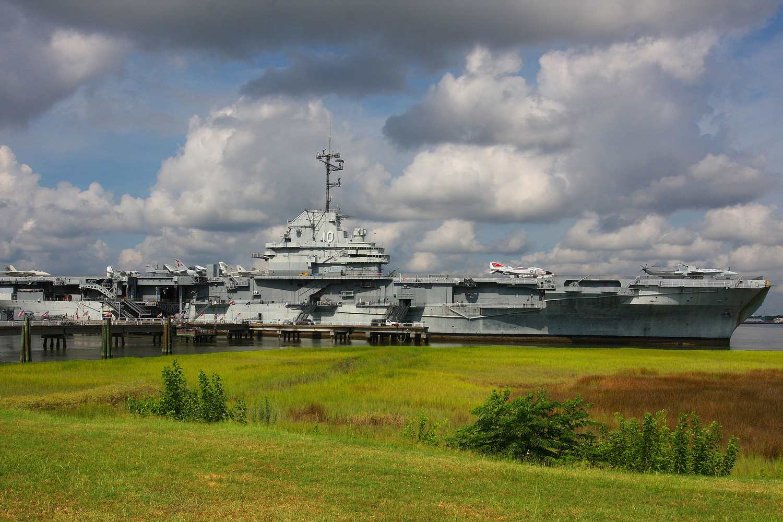 USS 'Yorktown'