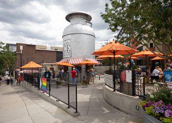 Little Man Ice Cream in Highland, Denver, Colorado