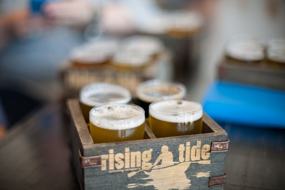 Rising Tide Brewing Company Portland Maine
