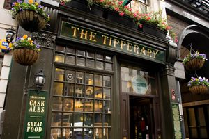 Entrance to the Tipperary