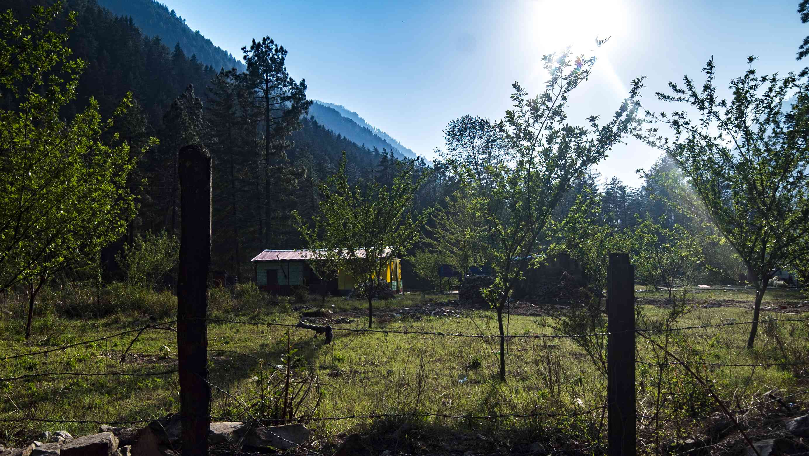Chalal village life - Himachal Pradesh, India