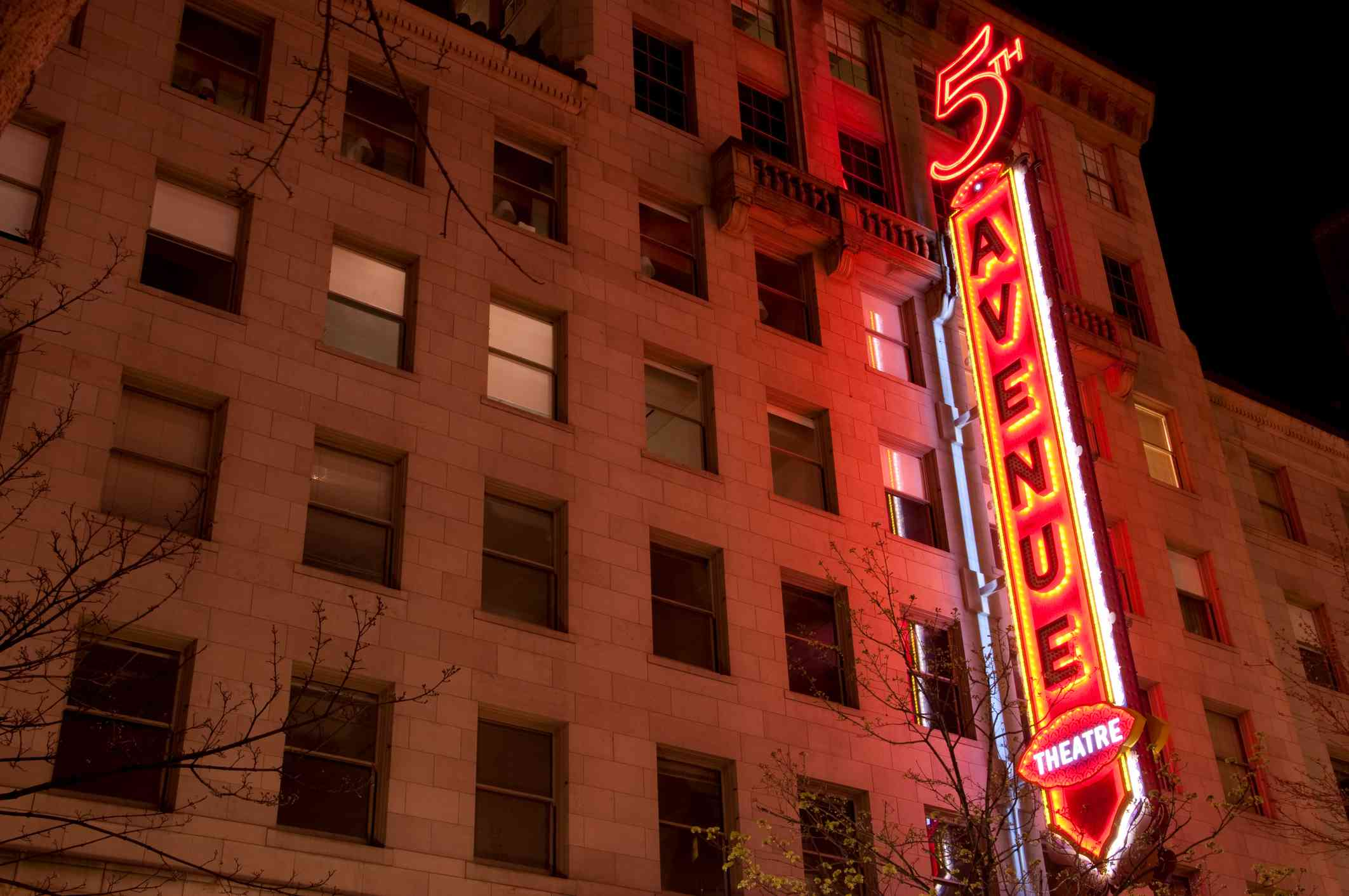 5th Avenue Theater Seattle