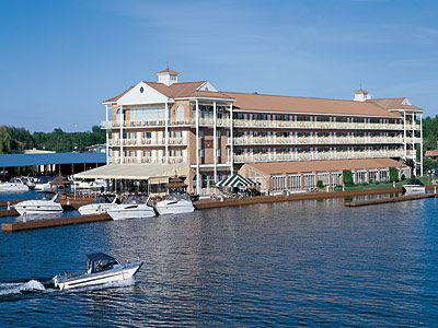 Riveredge hotel Alexandria