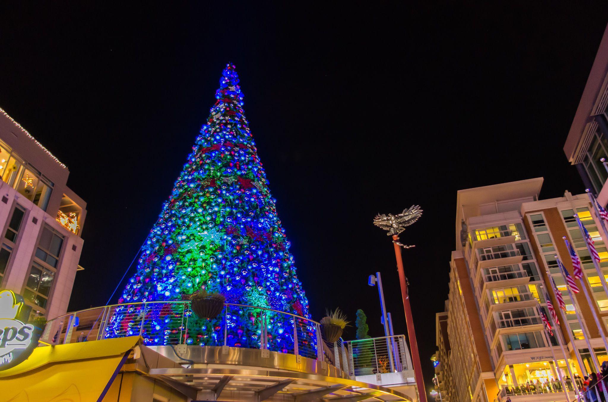 Christmas at National Harbor 2018