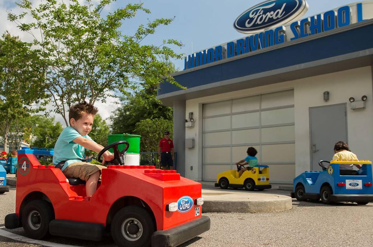 Legoland Florida Driving School