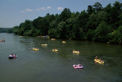 Where to Go River Tubing in Atlanta and Helen, GA