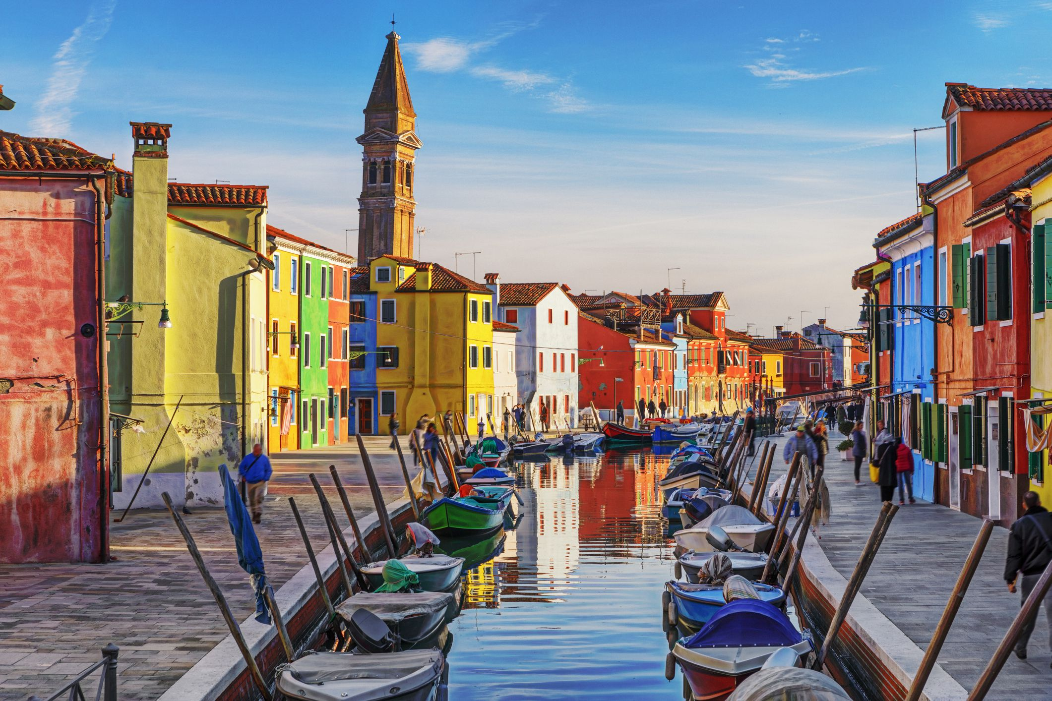 The Weather and Climate in Venice, Italy