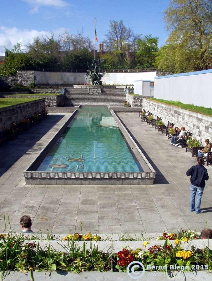 Dublin's Garden of Remembrance
