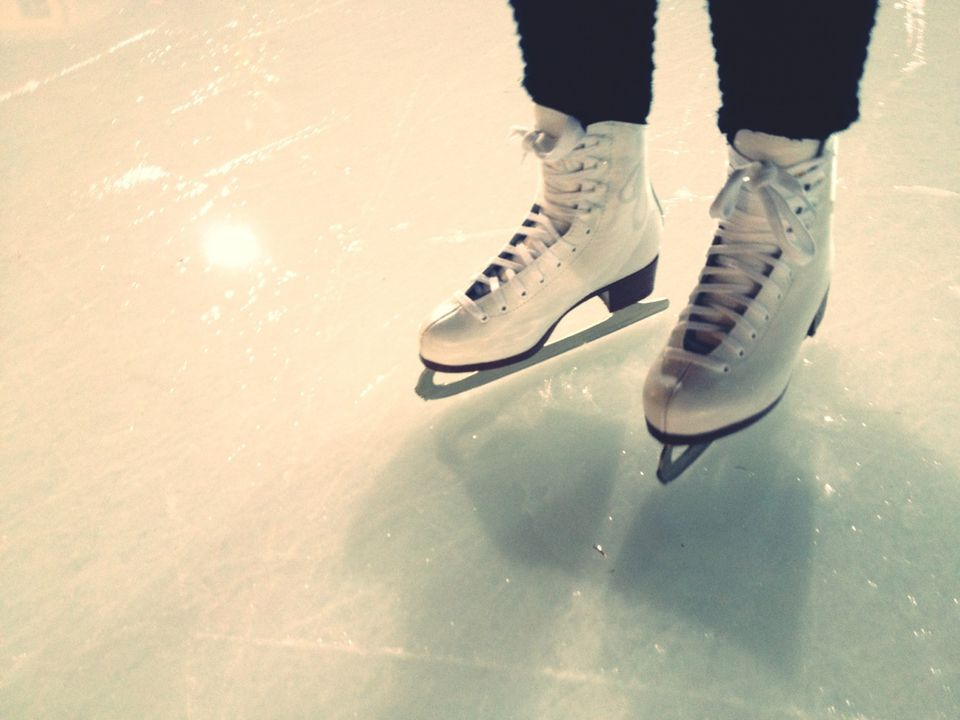 Where to go Ice Skating in Silicon Valley