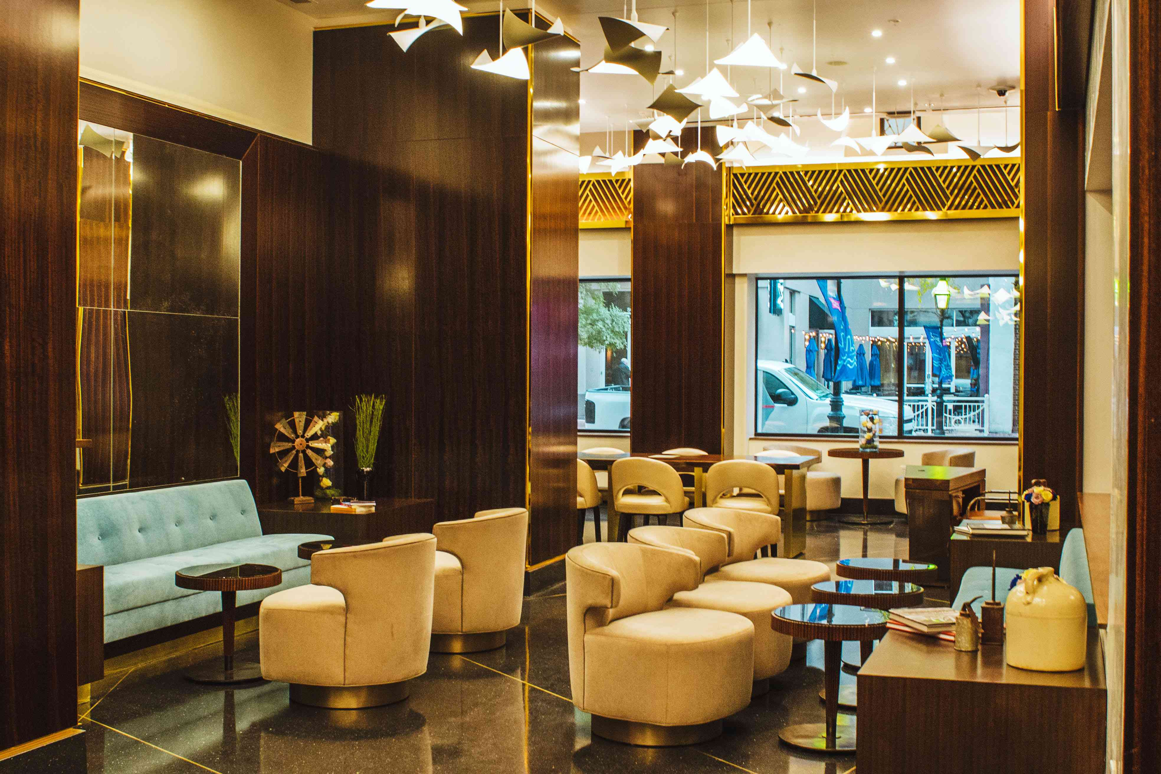 Lobby of The Sinclar Hotel Autograph Collection