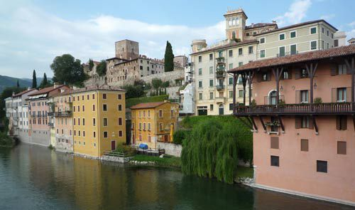 Travel guide for bassano del grappa italy for Arredamenti bassano del grappa