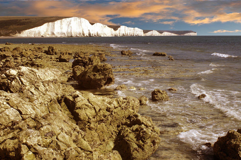 Best Views Of England S White Cliffs