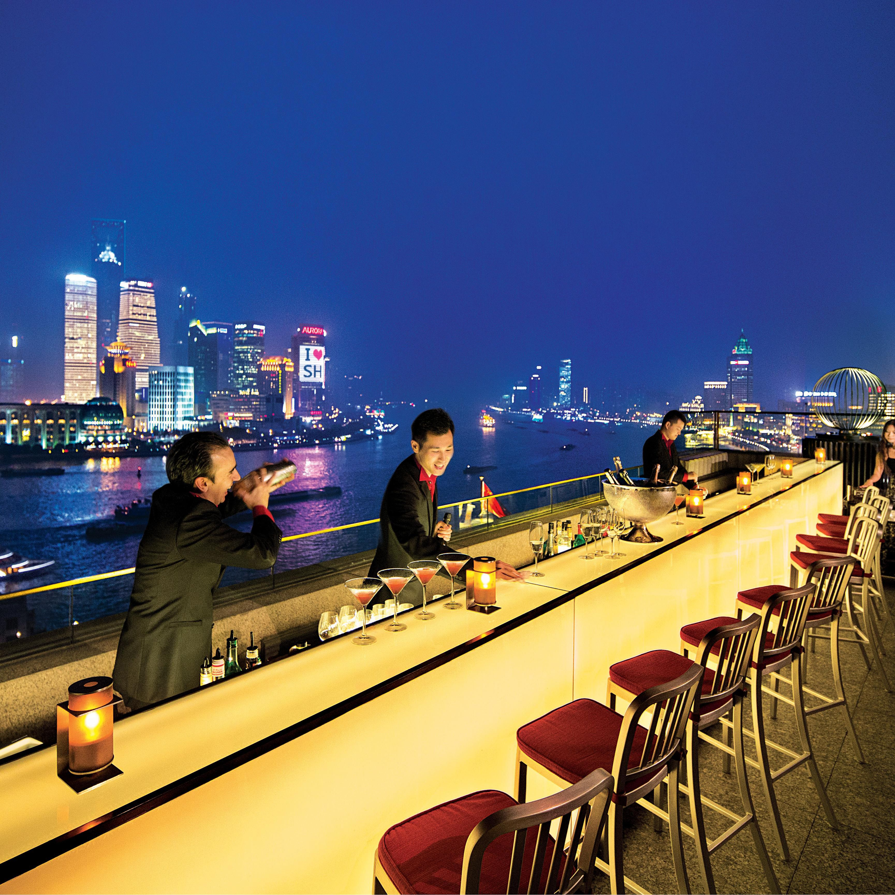 8 Best Cocktail Bars in Shanghai