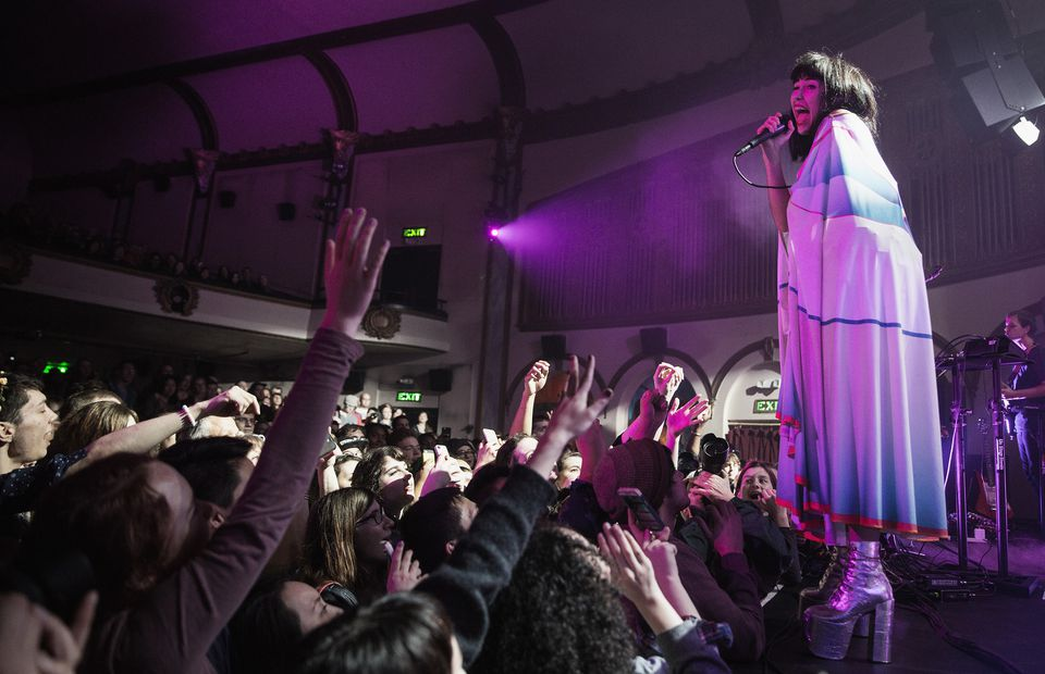 Kimbra In Concert - Seattle, WA