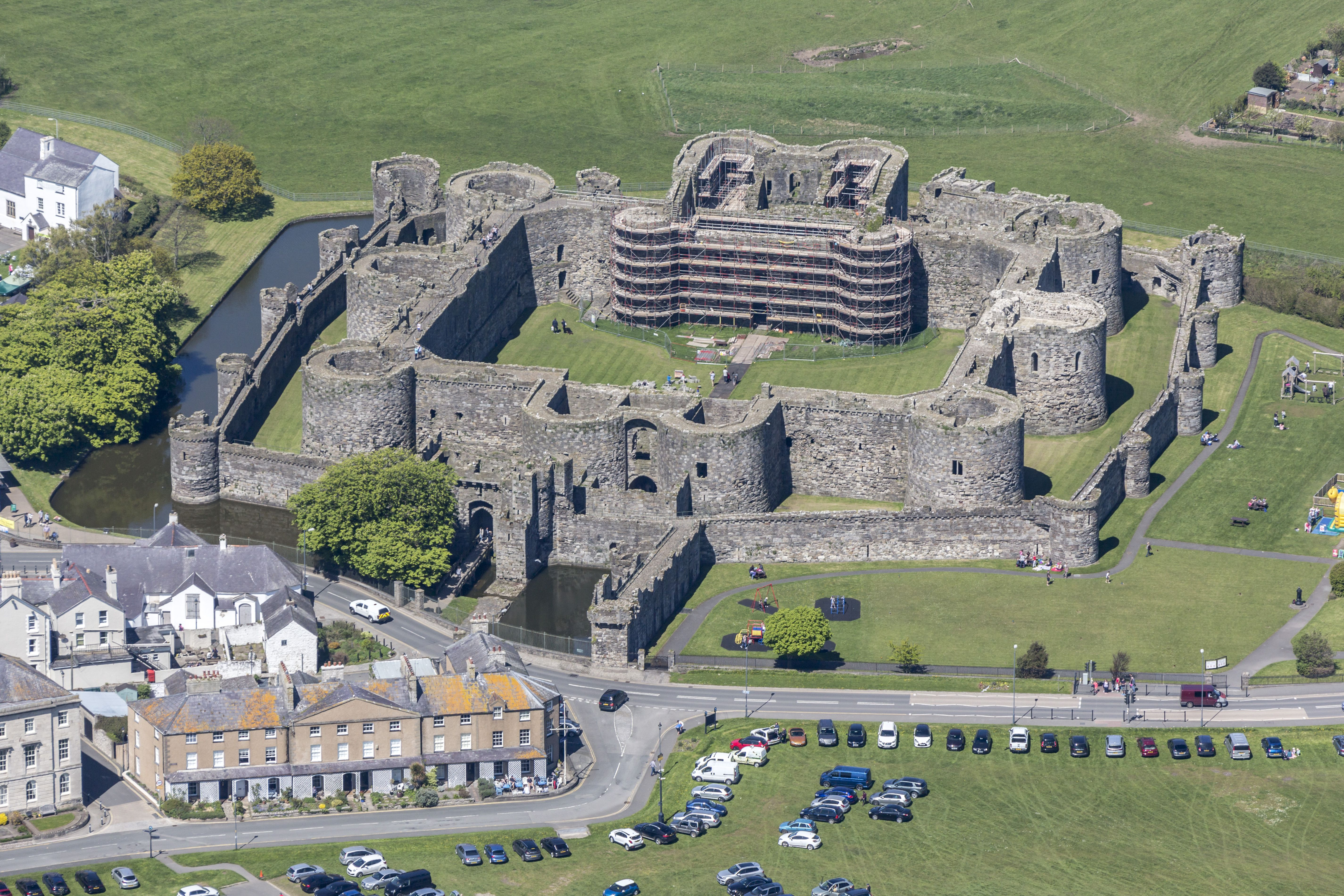 Beaumaris Castle, Anglesey