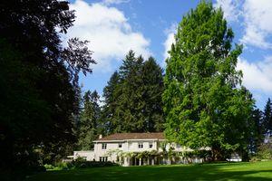 Lakewold Gardens in Lakewood, Washington