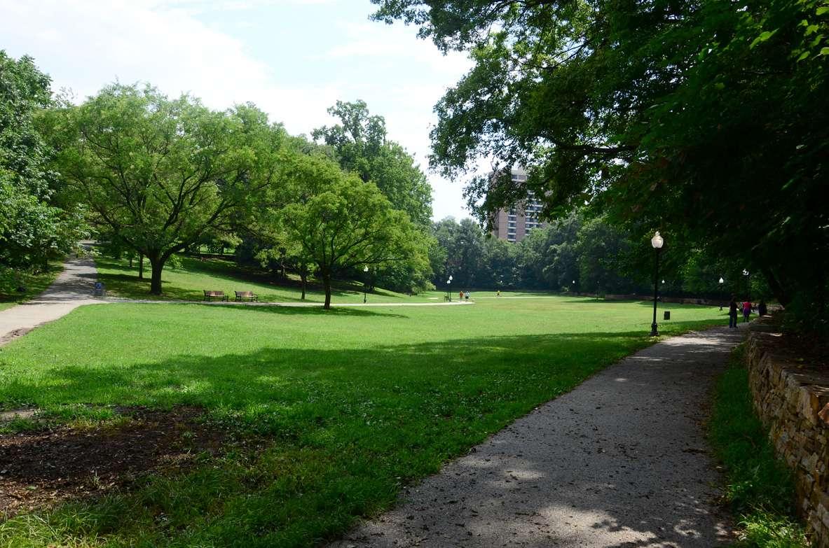 Wyman Park, Baltimore