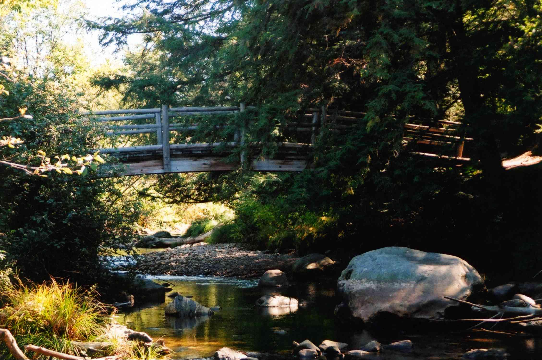 Robert Frost Interpretive Trail Ripton Vermont