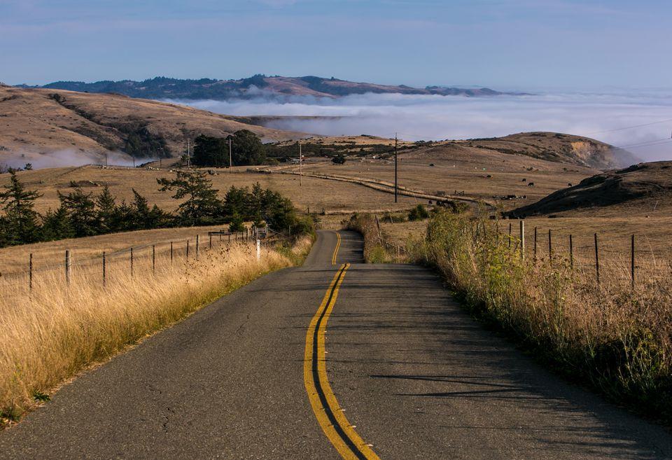Sonoma back roads