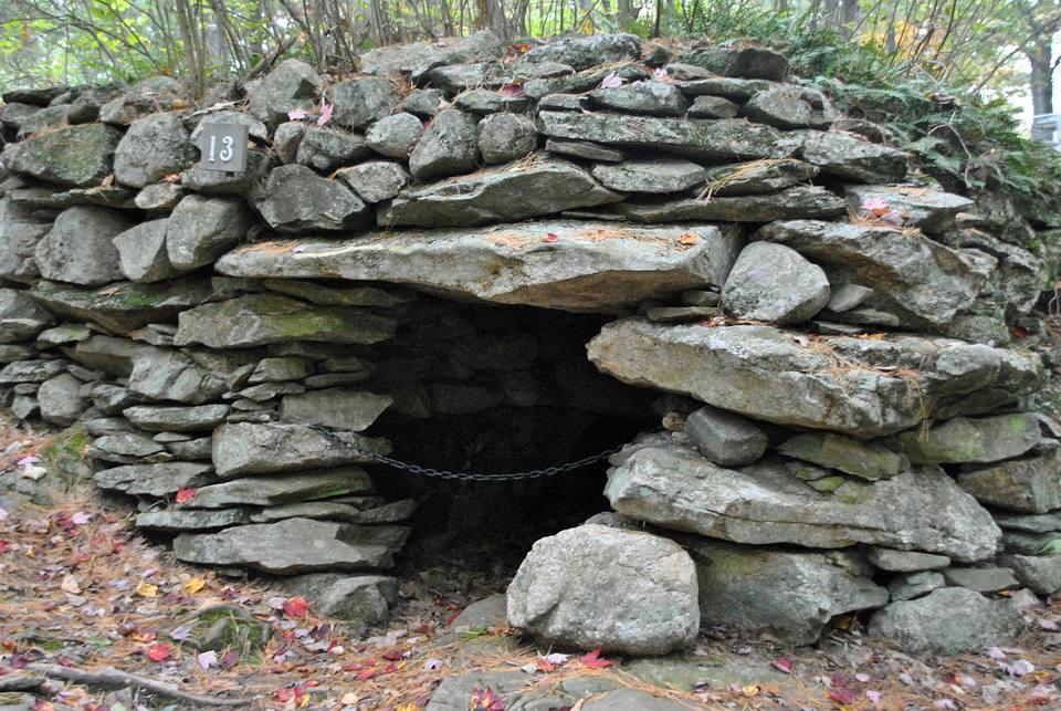 Stonehenge de Estados Unidos en New Hampshire