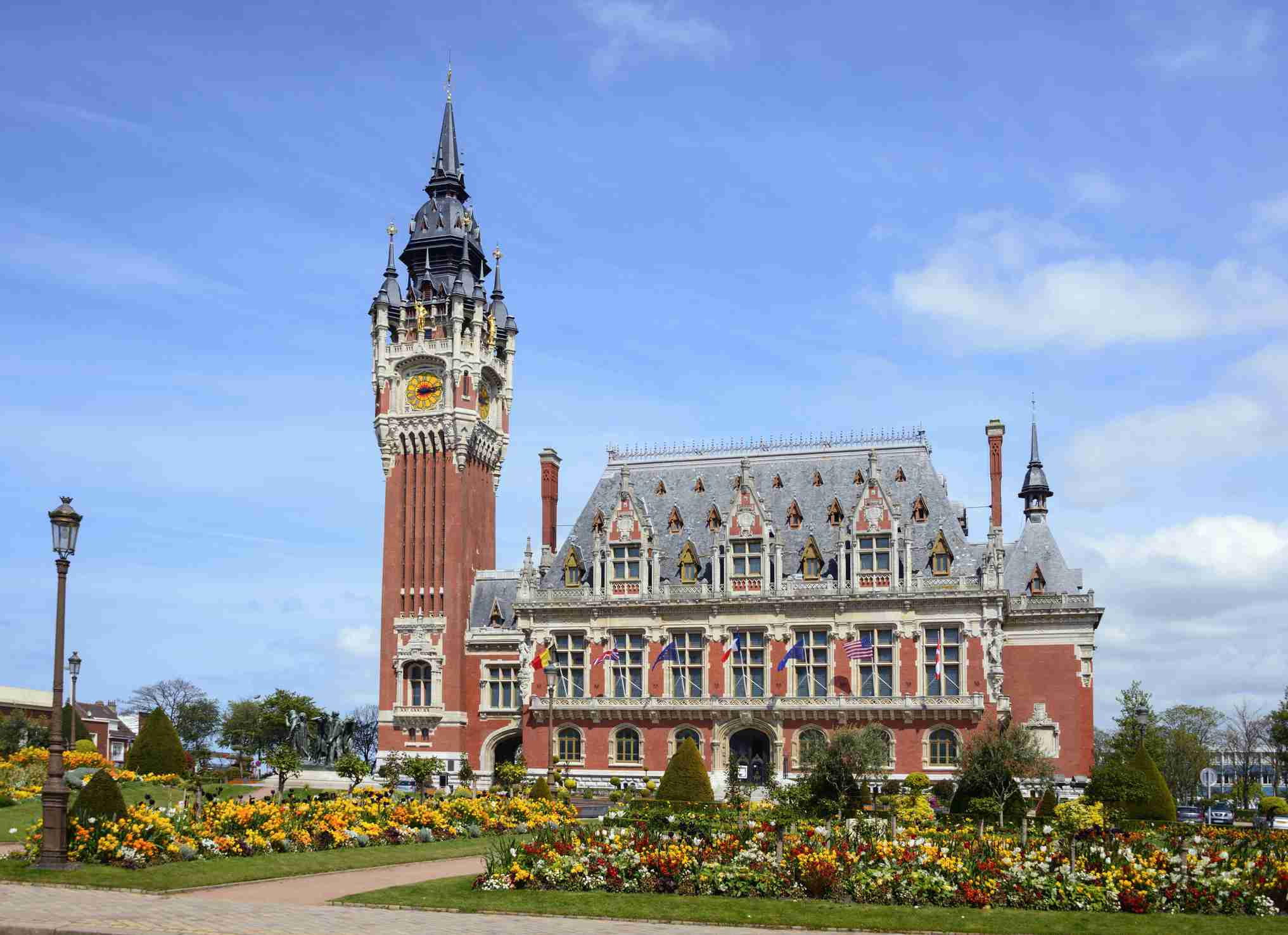 Town Hall, Calais, France