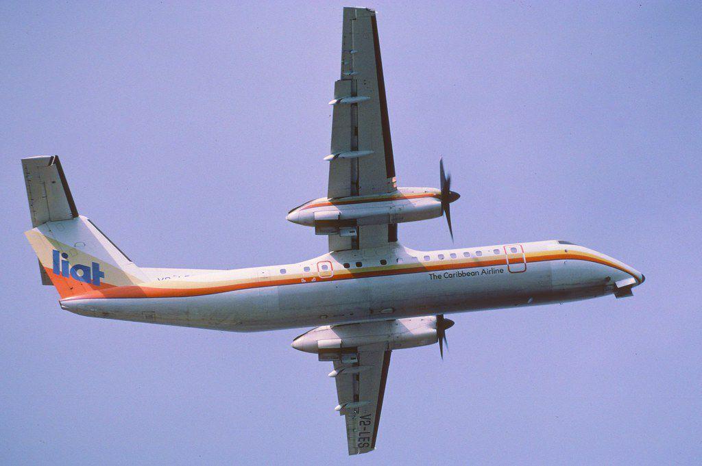 A Liat plane