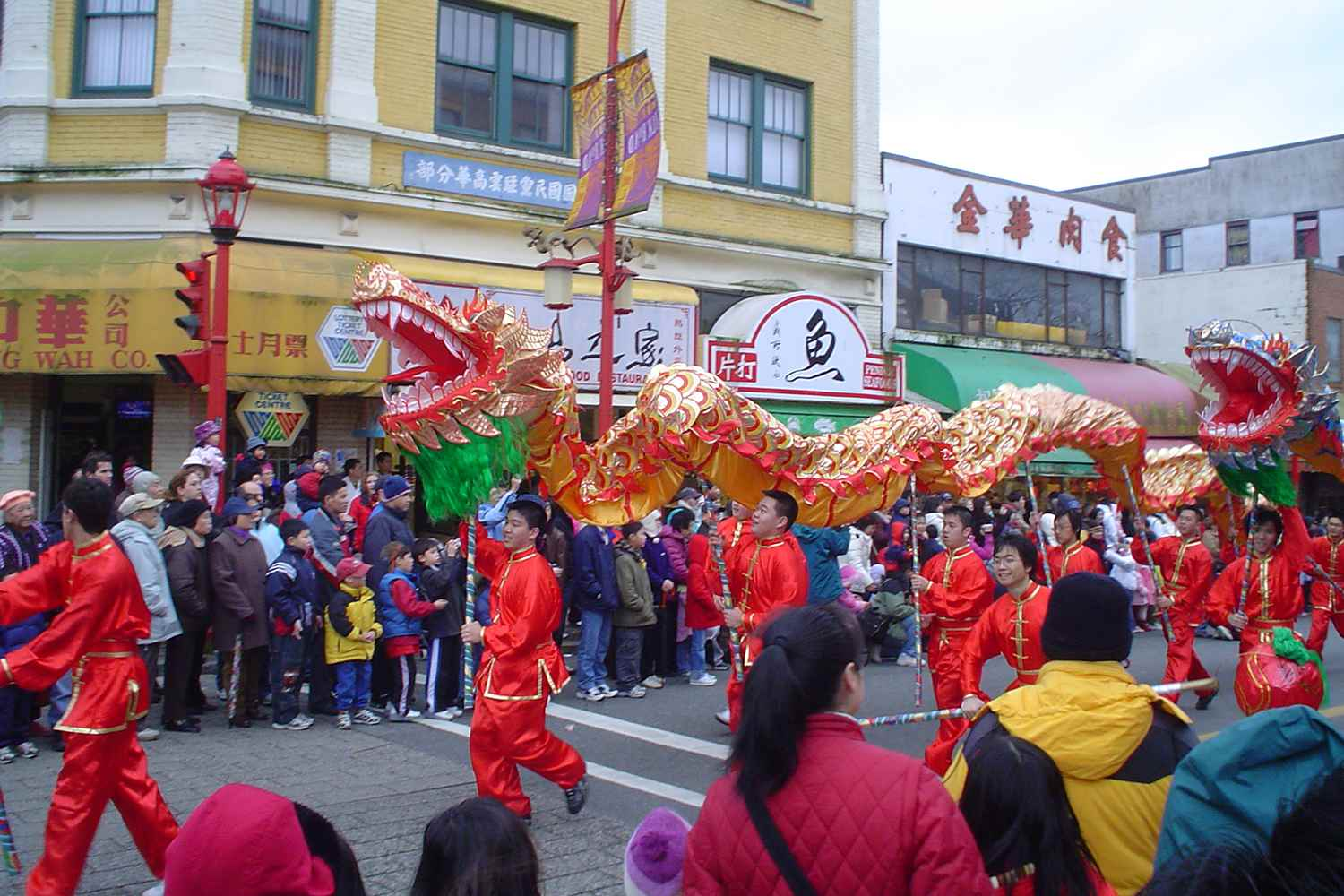 Chinese New Year Vancouver
