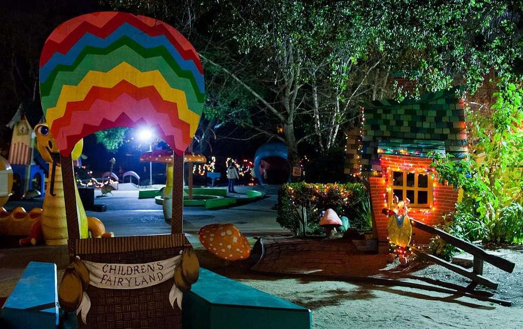 Children's Fairyland park in Oakland California