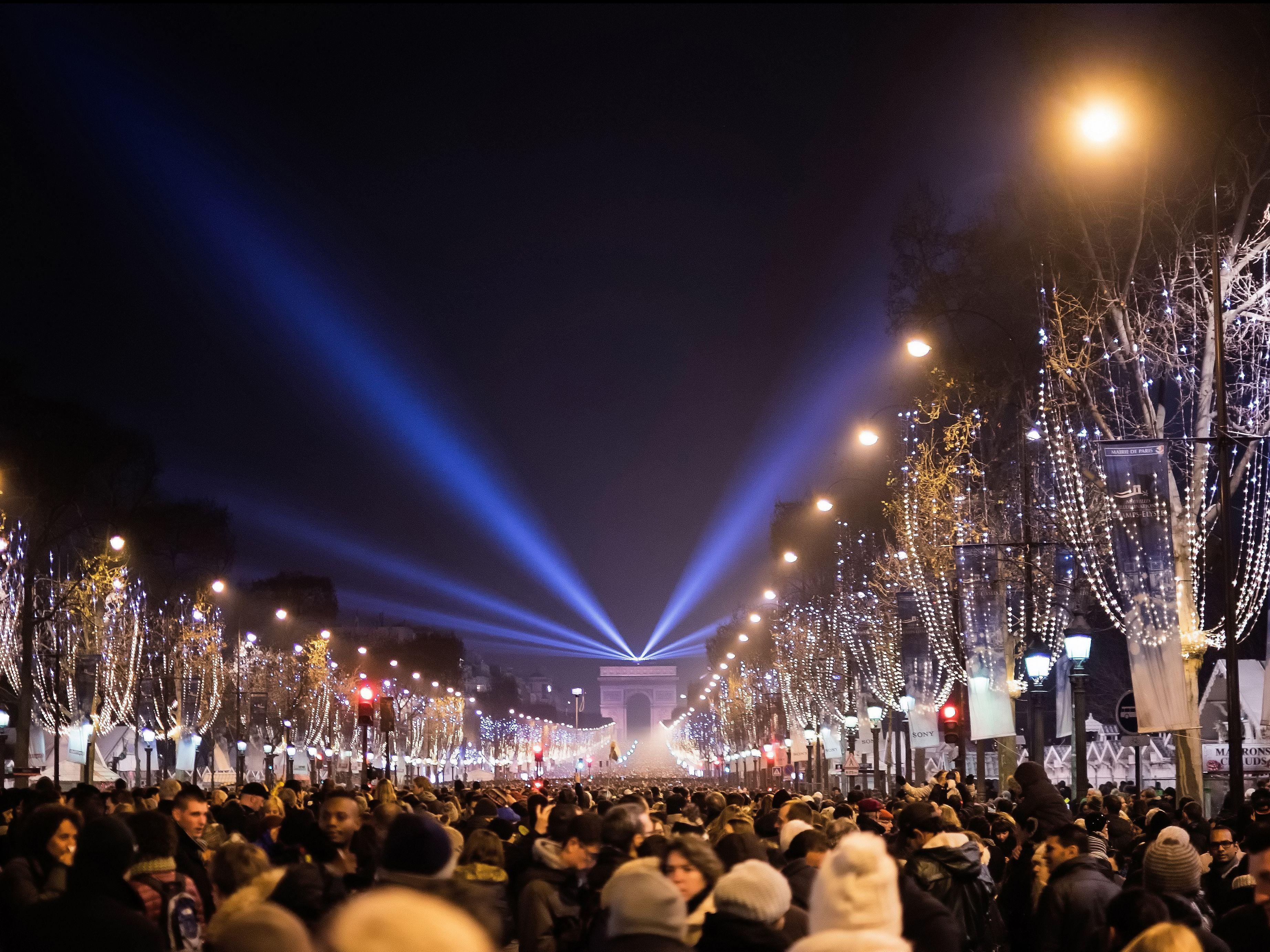 8 Ways to Celebrate New Year's in Paris