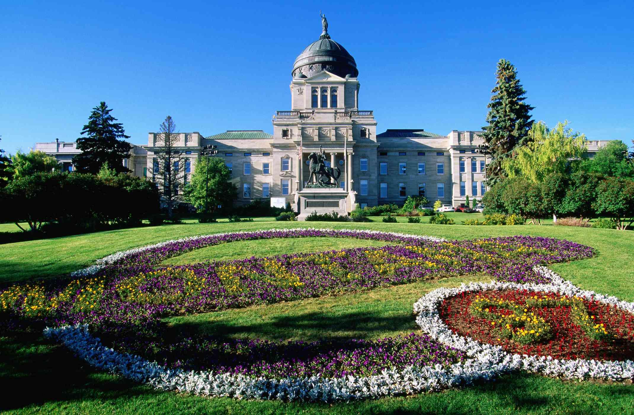 Capital del Estado de Montana