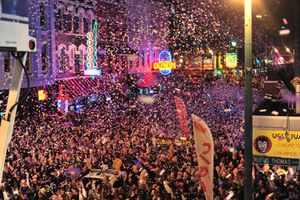 New Year's Eve in Memphis