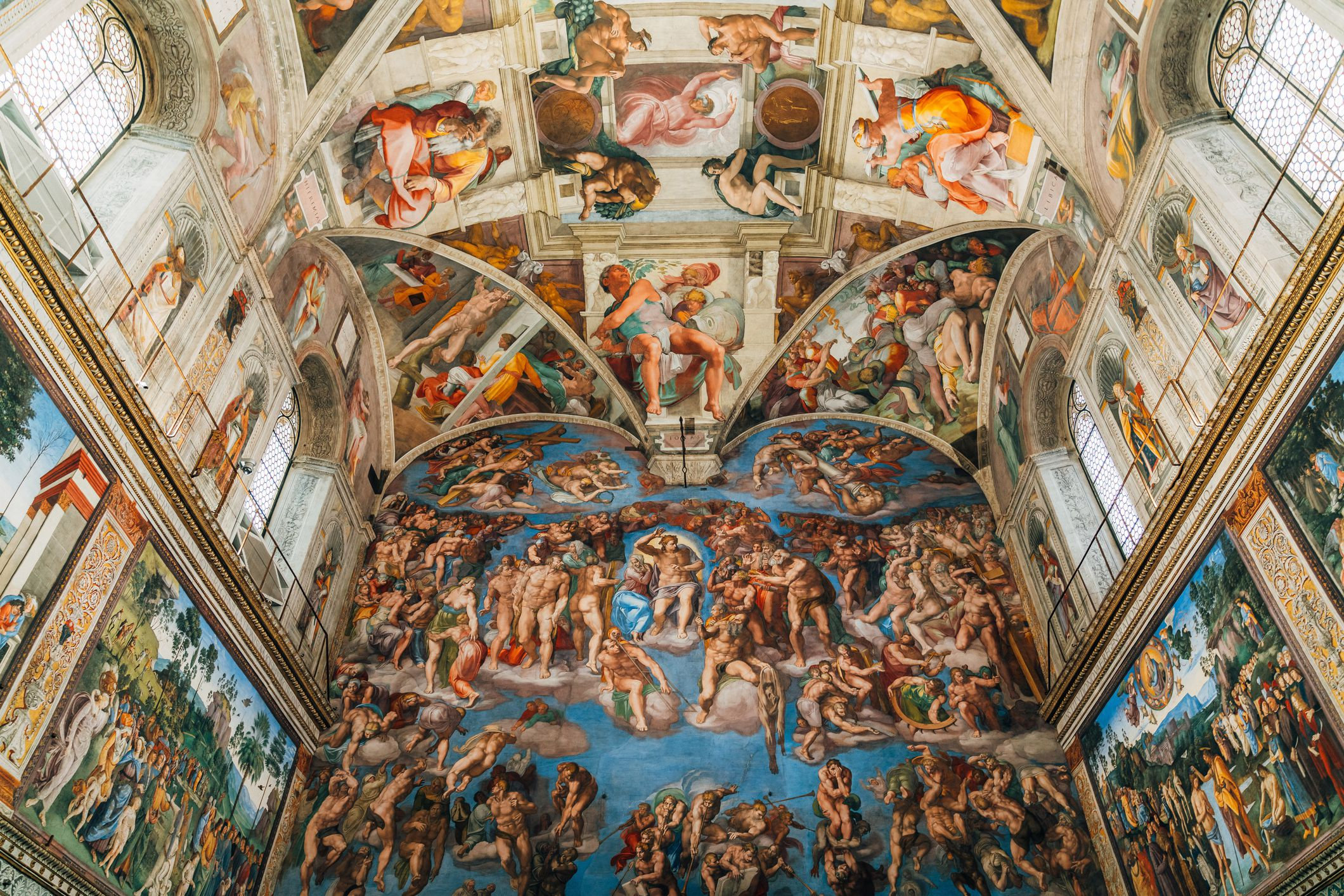 Where to See Michelangelo's Art in Rome