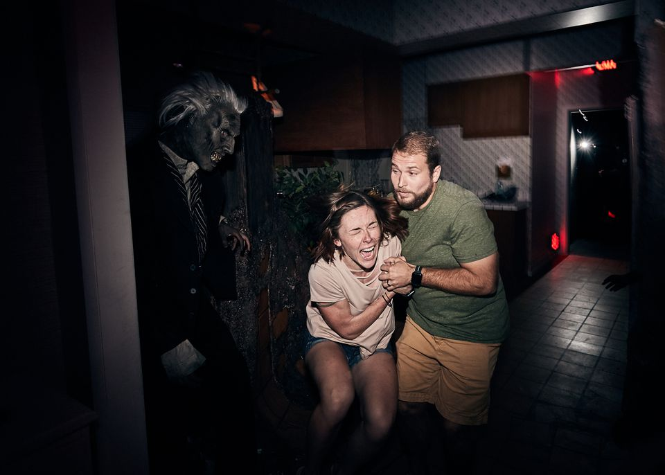 Poltergeist Haunted House Halloween Horror Nights Orlando