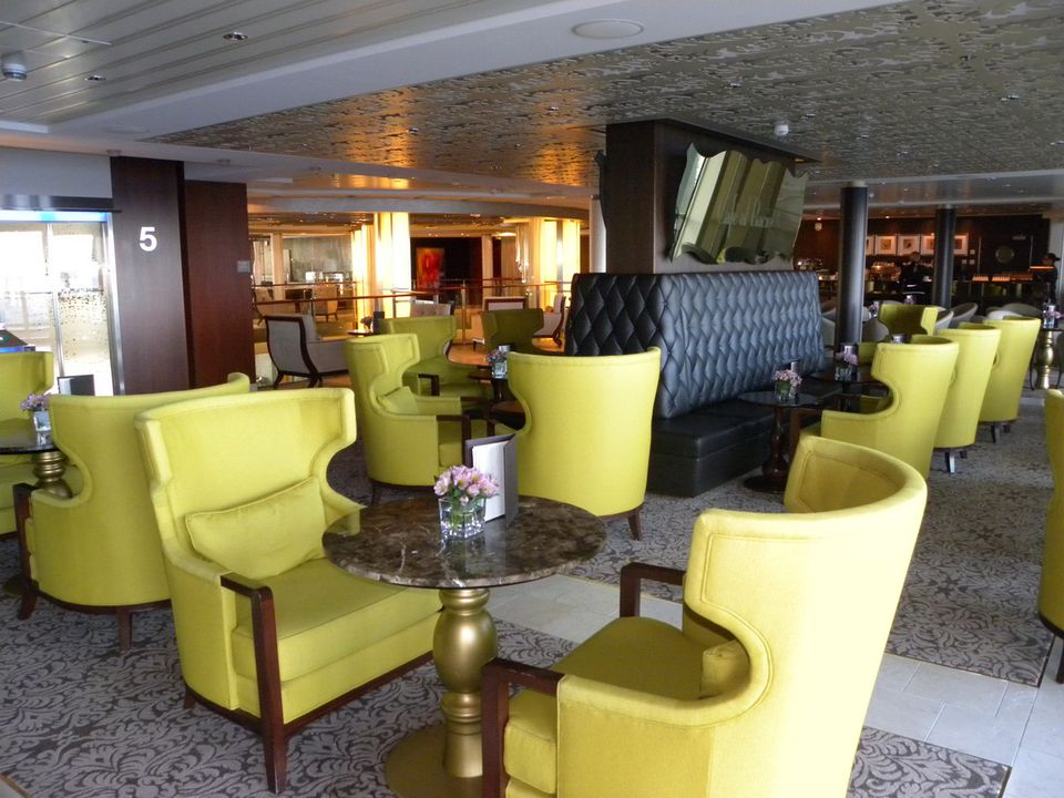 Celebrity Eclipse - Cafe al Bacio