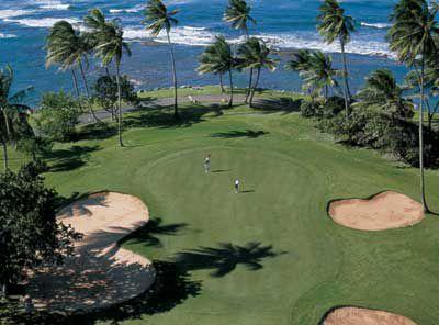 Hyatt Dorado Beach Golf Course
