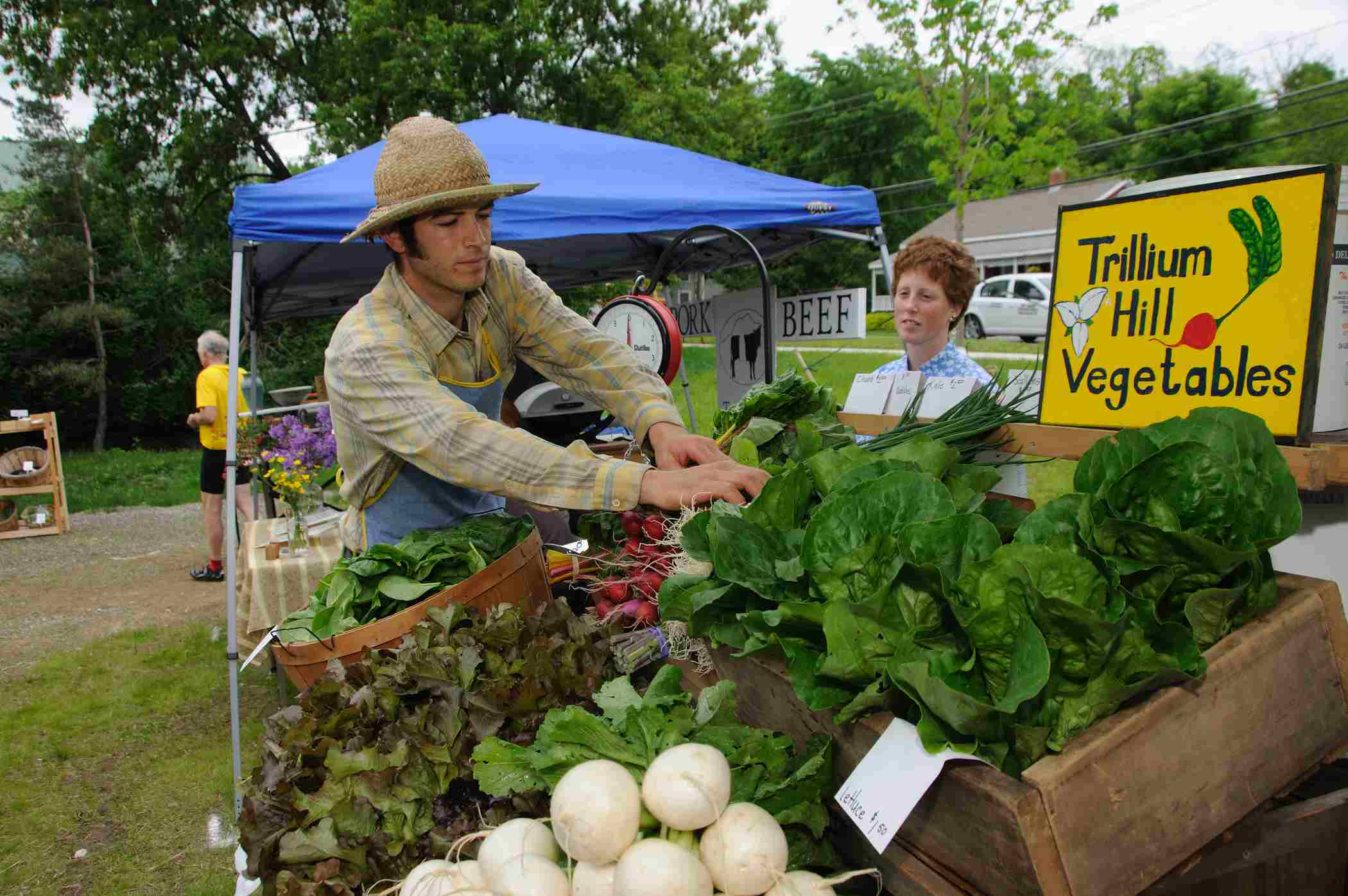 Vermont Farmers' Market
