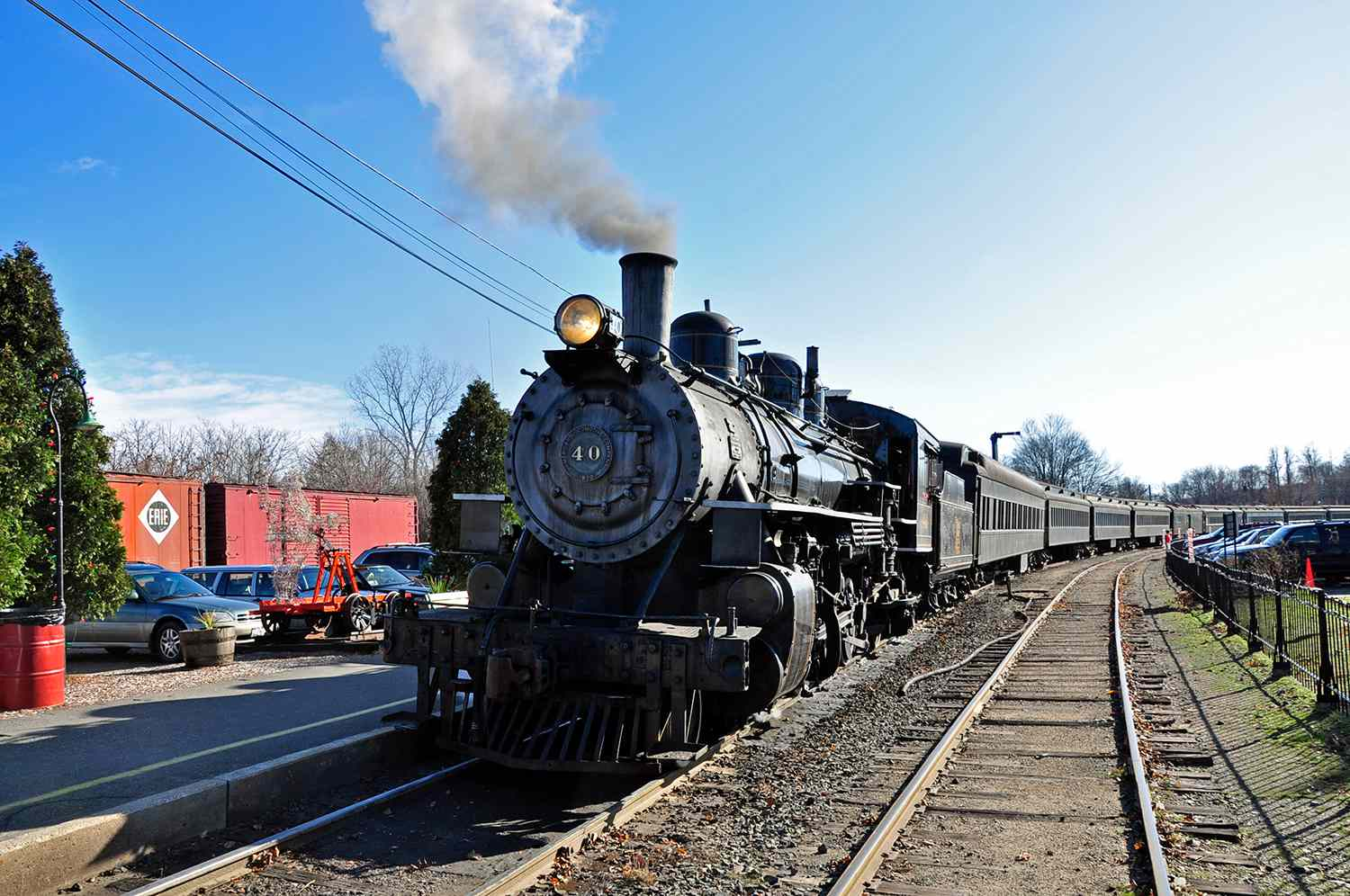 The Connecticut-based Valley Railroad