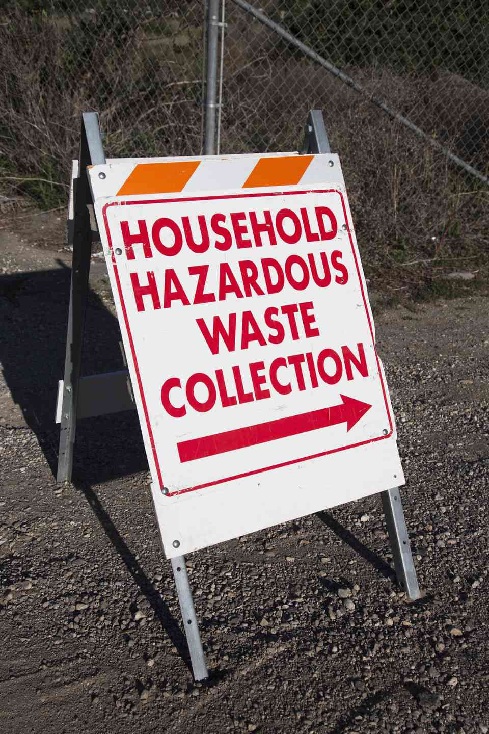 Hazardous Waste Collection
