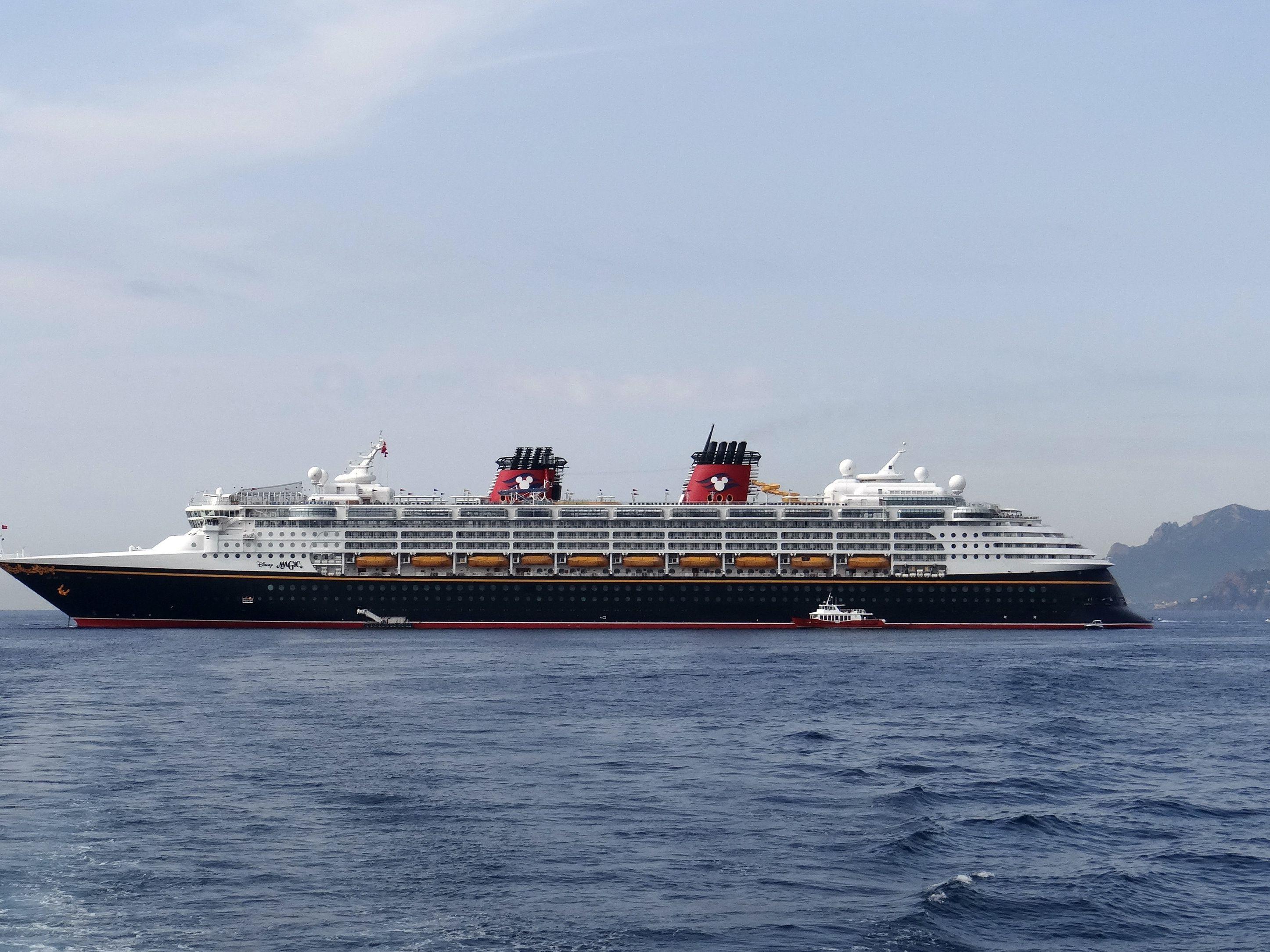 Disney Adventures by Disney Copenhagen Pre-Cruise Mickey Pin