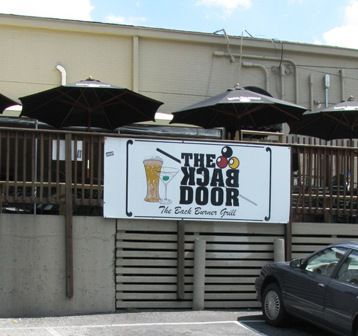 The Back Door in Louisville, KY