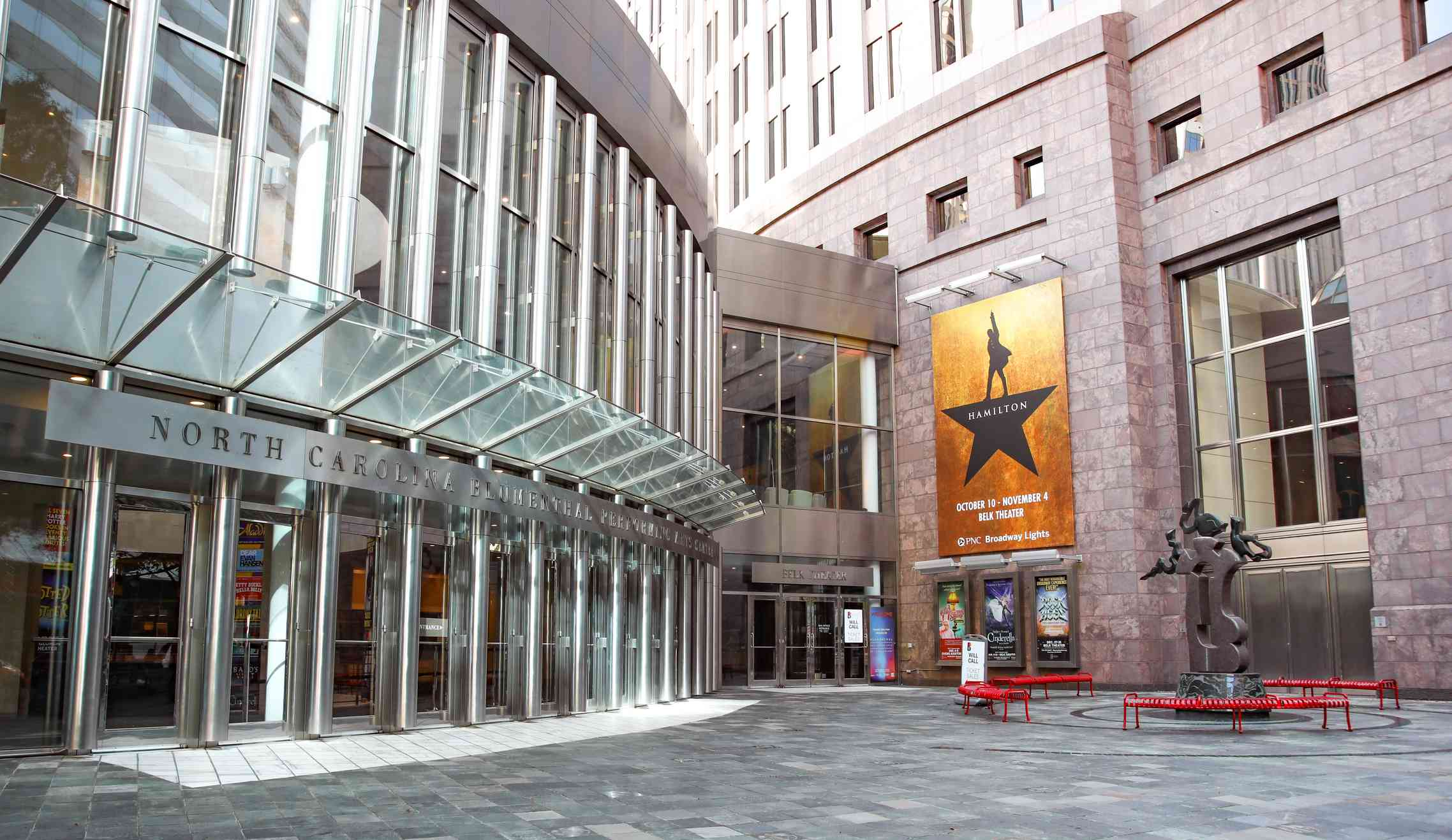 Blumenthal Center for Performing Arts