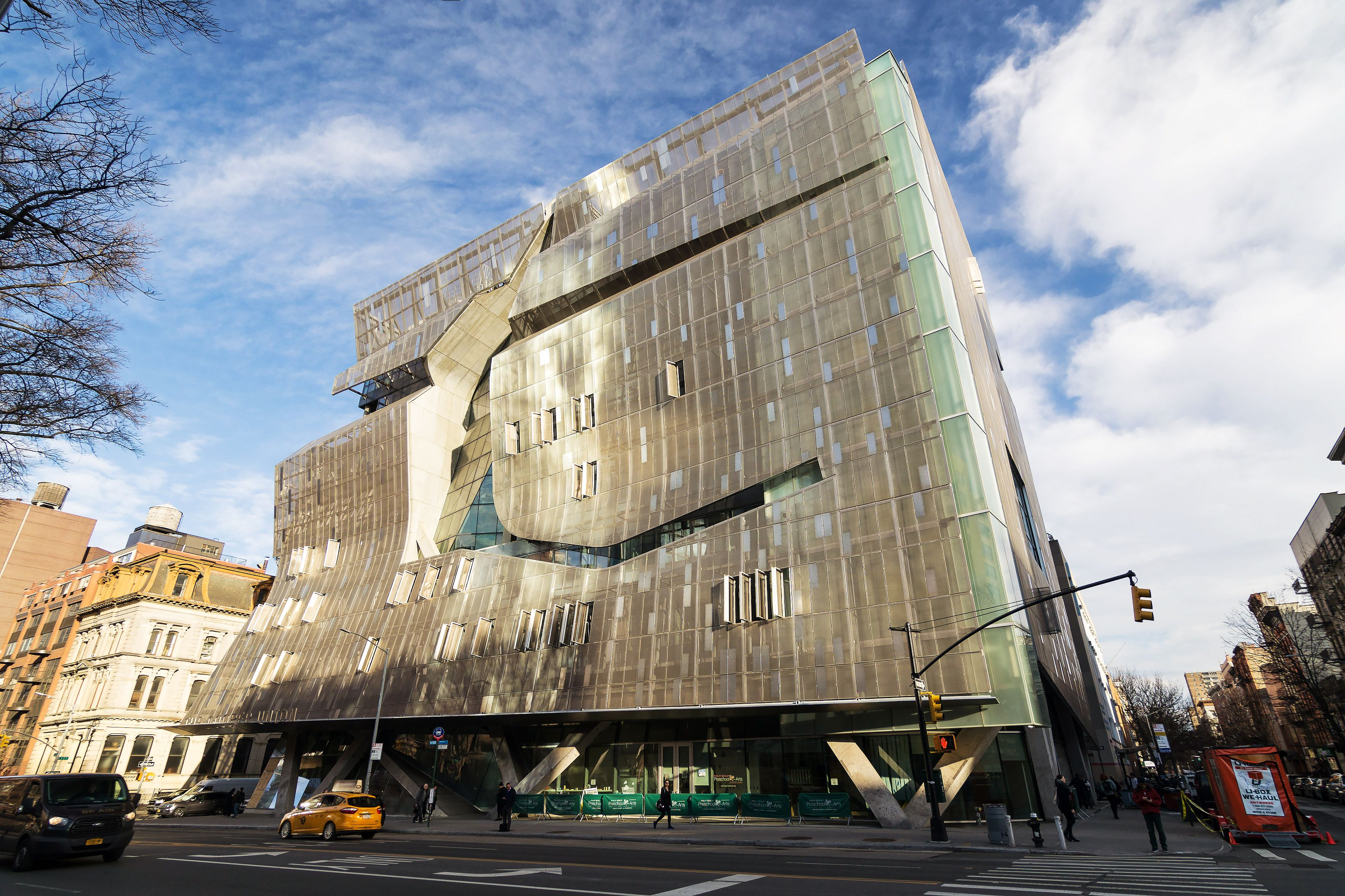 The Cooper Union building