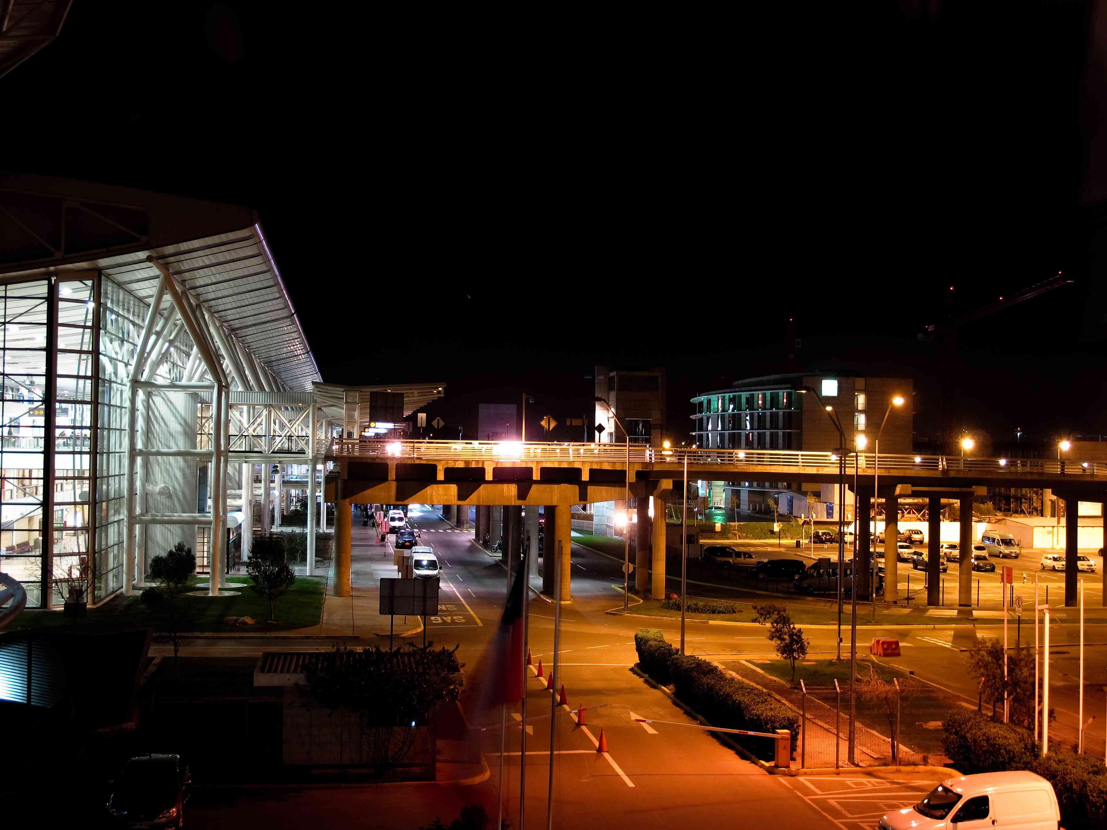 Santiago International Airport, Chile