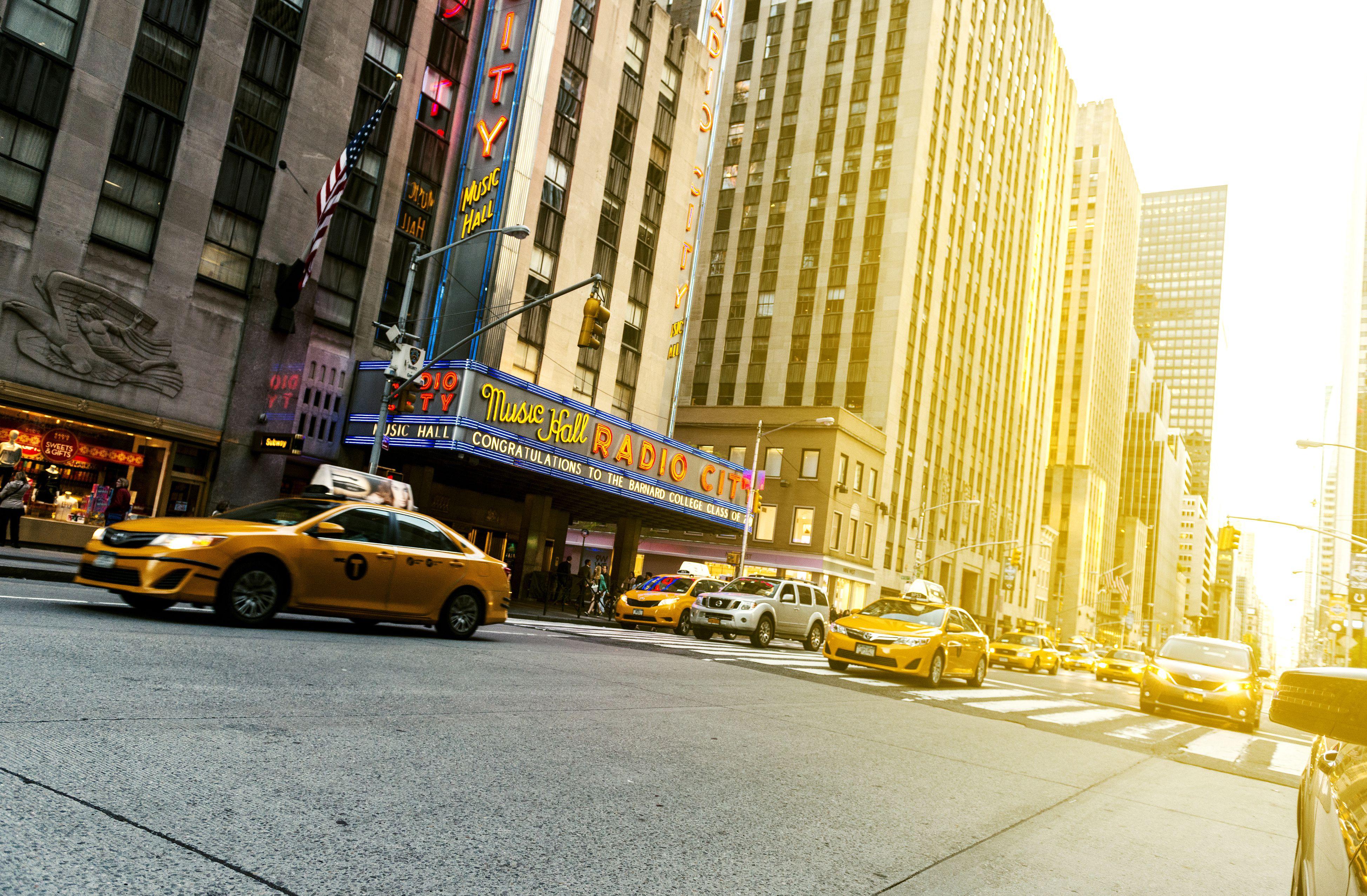 Radio City Music Hall,New York City