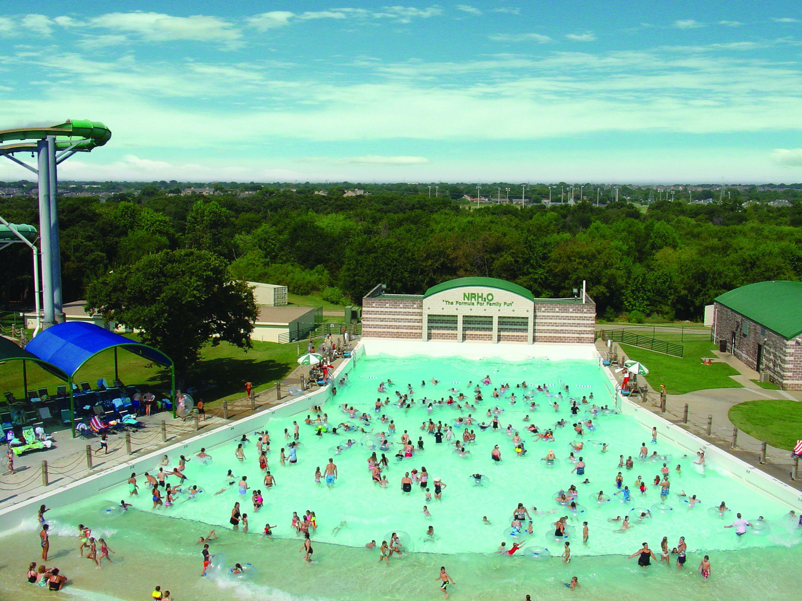 NRH2O Texas water park