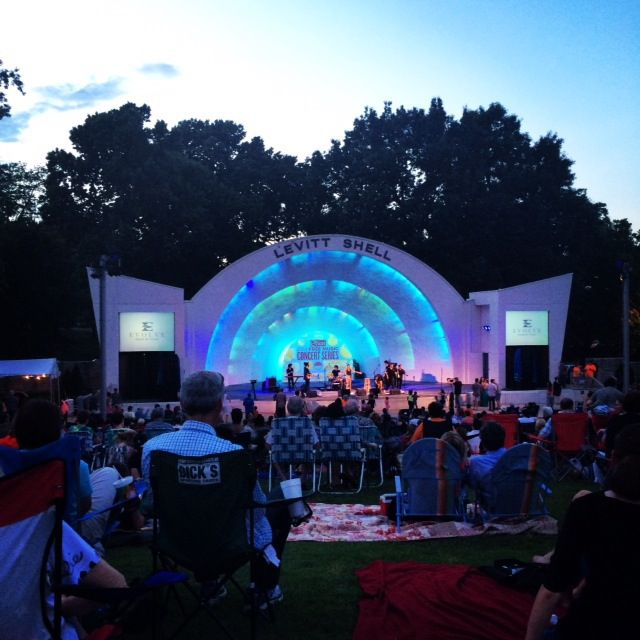 Apartment Guide Memphis Tn: Outdoor Concerts In Memphis