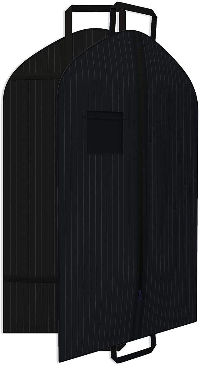 Your Bag Black Suit Garment Travel Bag