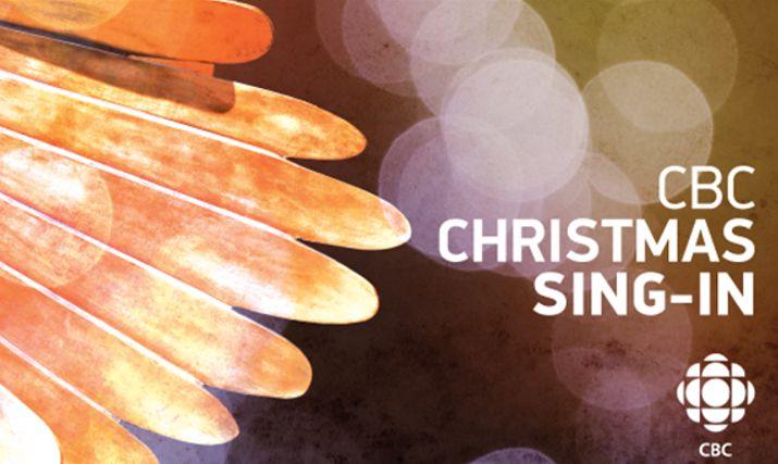 Kostenlose Aktivitäten in Montreal kommen Weihnachtszeit gehören die CBC Weihnachts Sing in tun.